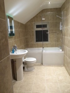 Bathroom design and fit Cardiff Pontypridd Caerphilly